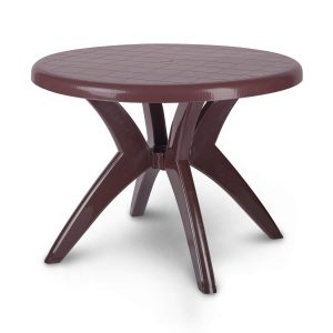 Round dinning table for home