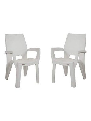 Set of plastic chair