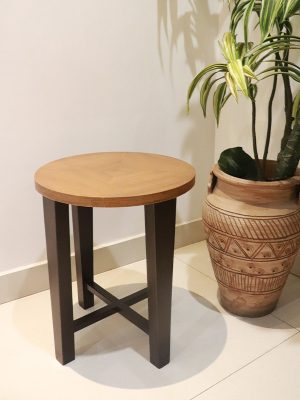 Centre table cum side stool