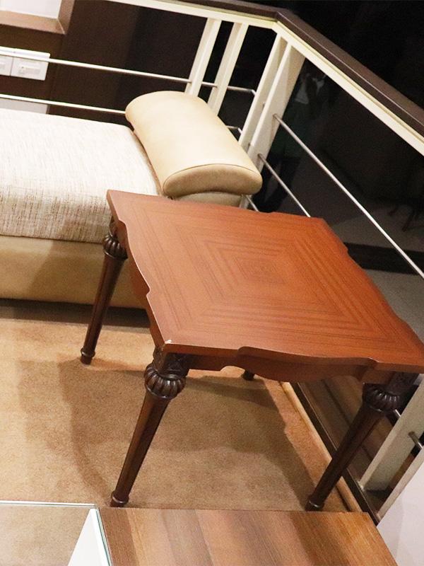 Square shape stool