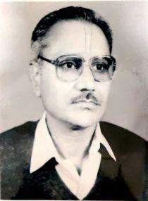Late Shri Harish Chandra Bagla